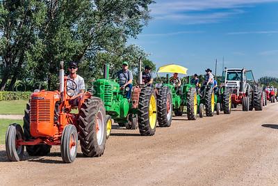 Tractor Trek 2018