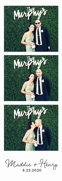 Mr & Mrs Murphy!