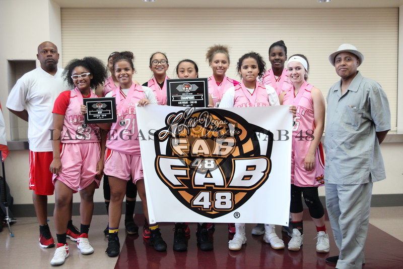 Vegas Lady Heat - 7th/8th Grade Champion