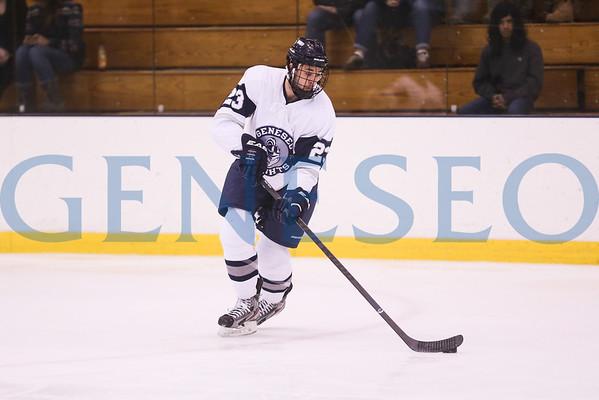 Men's Ice Hockey vs. Buffalo State (3-2 OT Win)