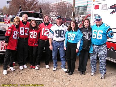 Panthers @ Falcons Jan 1 2006
