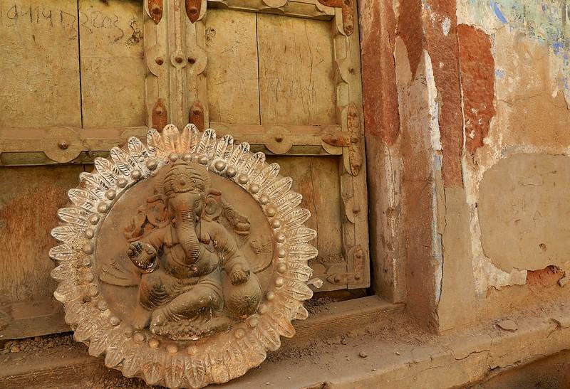Ganesh the elephant god - Jodhpur