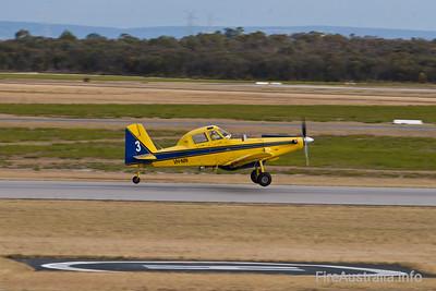 Bomber 603 (VH-NIN) - Dunn Aviation AT802