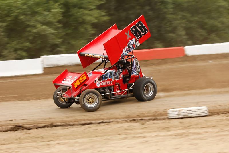 Coos Bay Speedway 2012