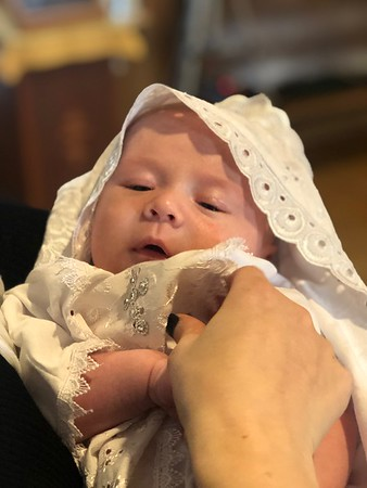 Baptism of Alexander Waszkiewicz