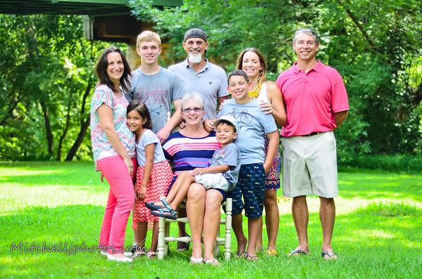 Rose Family Session 2015