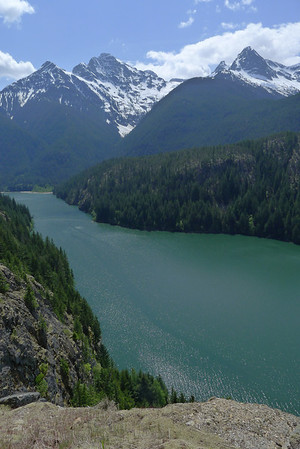 North Cascades Highway May 18, 2012