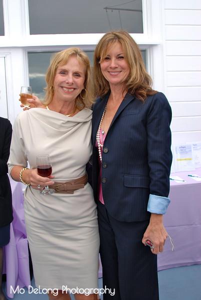 Janet Bosnich and Sandee McCready