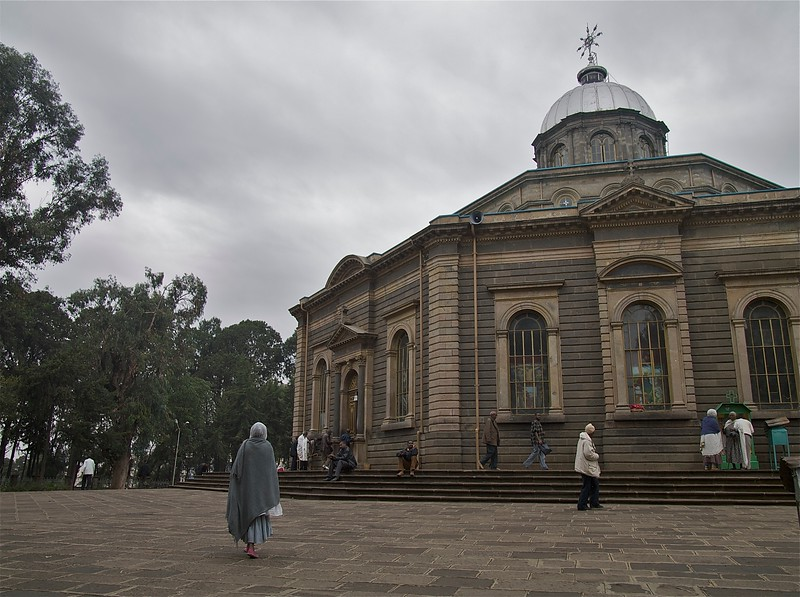 St. George's Church in Addis Ababa