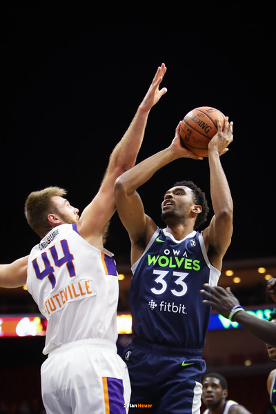 20181201 Northern Arizona Suns