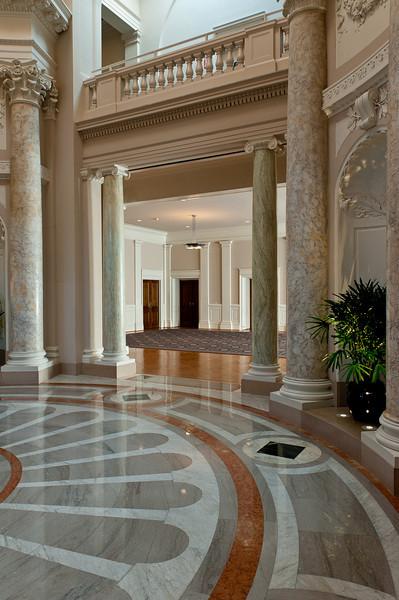District of Columbia Ballroom - Designer: Beth Leas, ASID