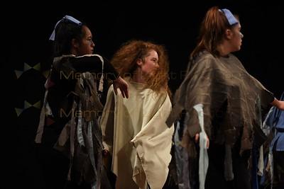 New Plymouth Girls' High School: King Lear - Act I sc i, iii-v, Act II sc iv, Act III sc i, ii