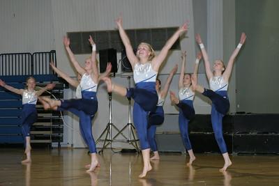 2007 - Jólasýning og Gymnaestrada