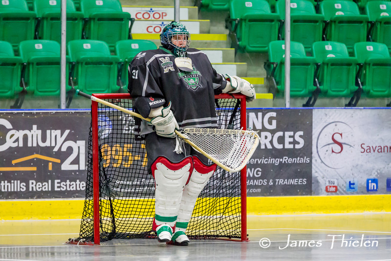 Game, May 25, 2014 Okotoks SrB Raiders vs Spruce Grove SrB Slash