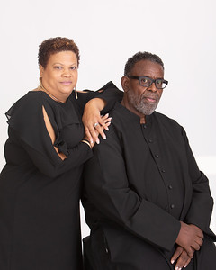 Pastor Mike and First Lady Faye Robinson