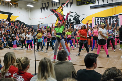 171003 GHS  CLASS OF 2019 HOMECOMING SKIT