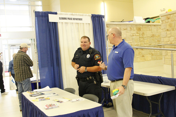 Cleburne Chamber of Commerce Business Expo