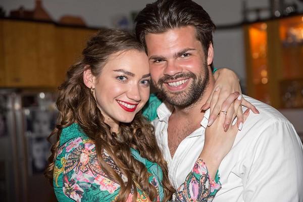 Sam and Ausra Wedding