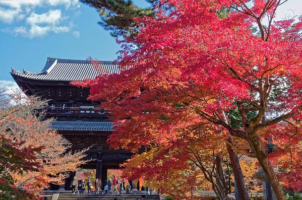 Nanzen-ji Temple, Kyoto