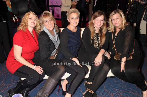 Debby Viney, Cathy Kittell, Gloriane Seeley, Melissa Baumgartner, Maggie Conway photo by Rob Rich/SocietyAllure.com © 2014 robwayne1@aol.com 516-676-3939