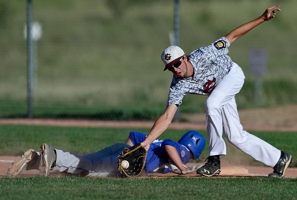 Photos: Silver Creek Vs. Poudre baseball 7/17/15