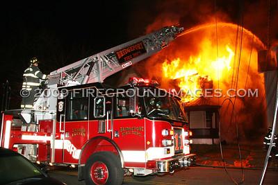 Beechwood Ave. Fire (Bridgeport, CT) 11/30/09