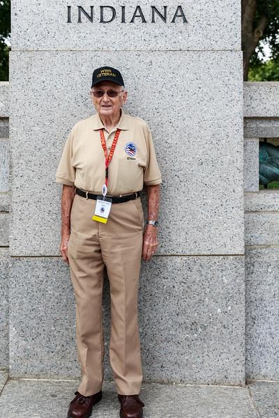 Veteran = McDaniel, Lloyd (Mac);