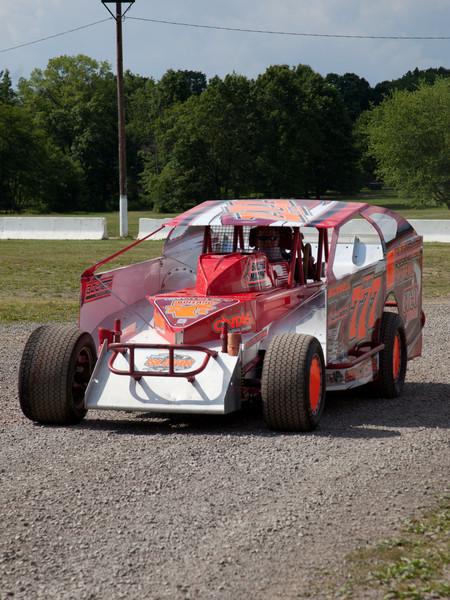 Sharon Speedway 8-27-11