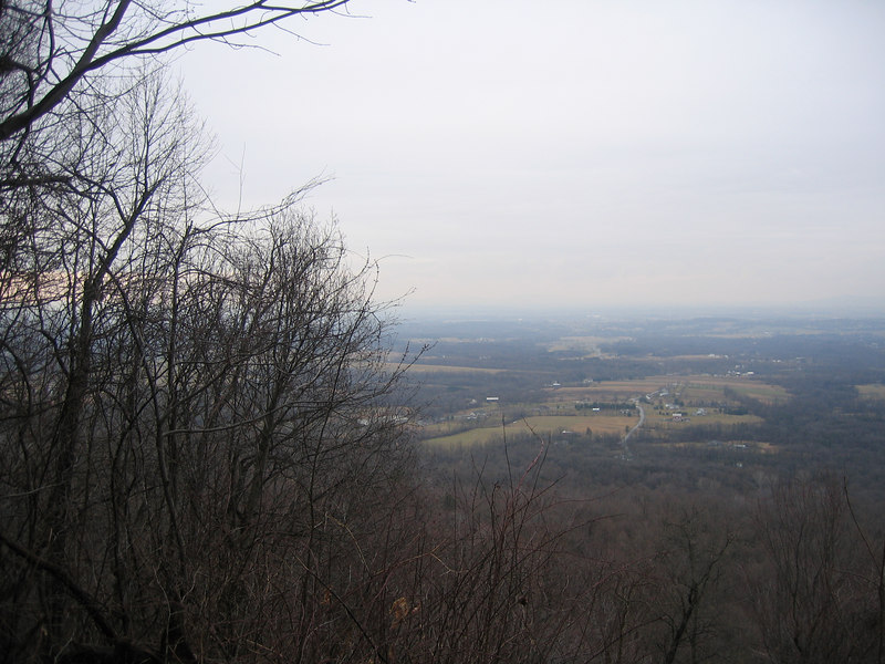 Cumberland Valley looking south from Blue Mountain