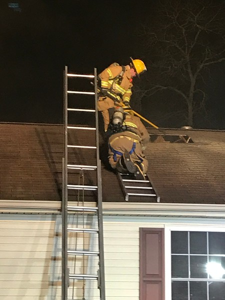 3-7-2017 (GLOUCESTER COUNTY) Deptford - 37 Murphy Ave - Dwelling Fire