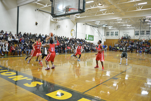 Roselle Catholic Basketball Games 2014-2015