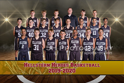 Hellstern Middle School- Boys BB