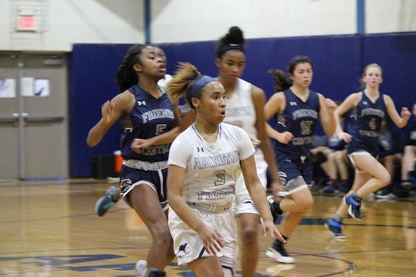 Varsity Girls' Basketball Win Over Friends Central