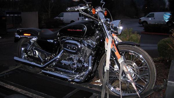 2005 Harley Davidson Sold