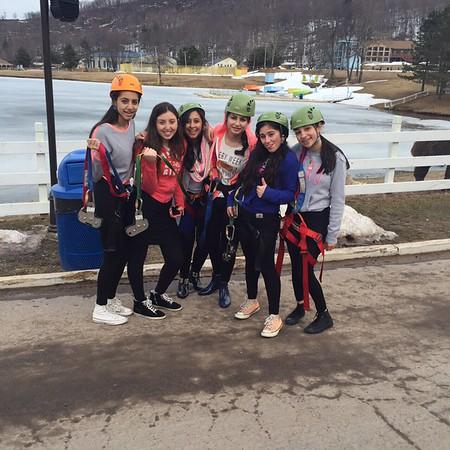 Pesach Chol Hamoed Girls Trip