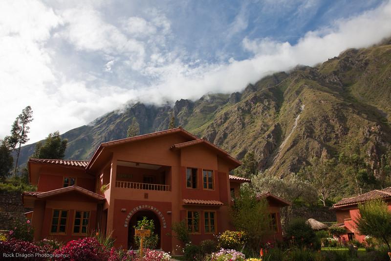 Hotel Pakaritampu, Ollantaytambo, Peru.