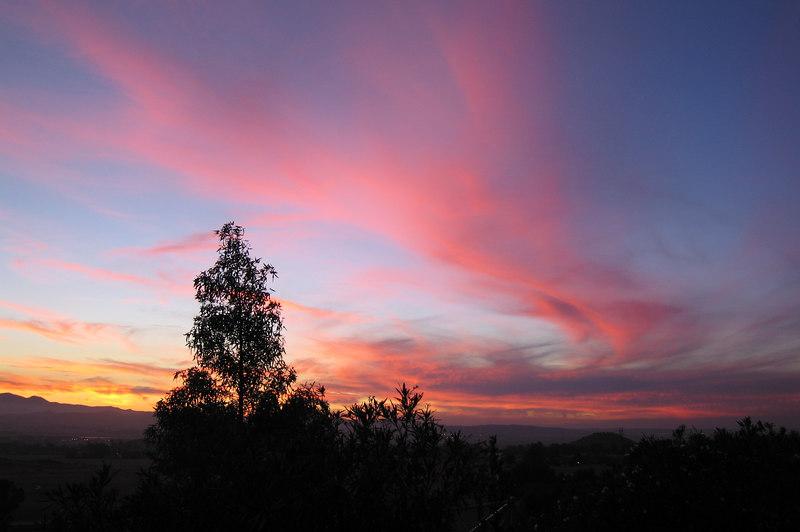Sunset, 29 Sep 2006