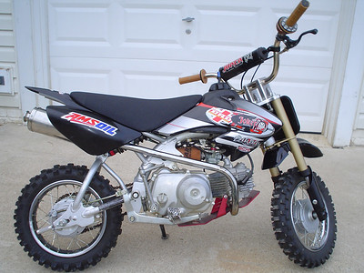 2005 CRF50 For SALE