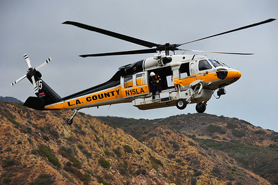 Malibu Incident (LACoFD and Malibu SAR)