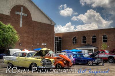 Forks of the Elkhorn Baptist Church Car Show - 2015