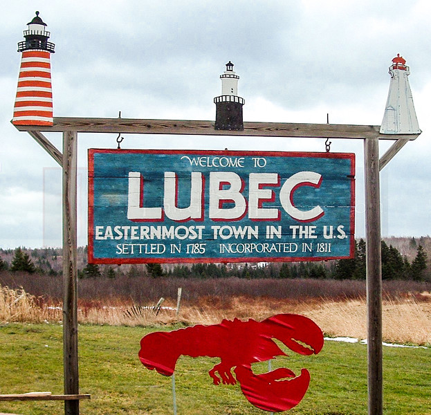My Home Town - Lubec, Maine