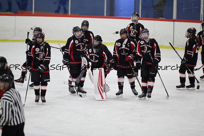 WHSL vs Cohasset-Hanover - Jan 19th