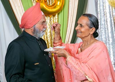 Kuldeep Singh Toor 75th Birthday