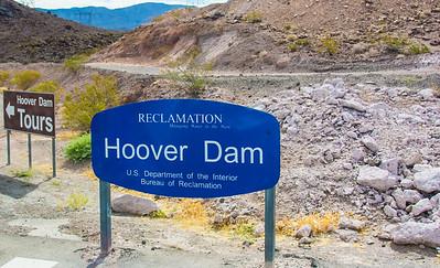 Hoover Dam July 2015