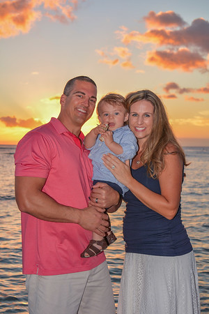Burnett Family Portraits - 11-27-18