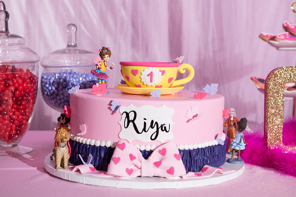 Riya 1st Birthday