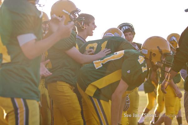 Freshman Mustangs v Wahlert