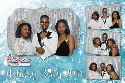 Collington Holiday Party 2015