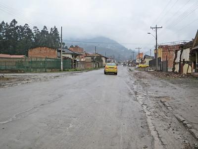 7/22/15 - Rainy Day Along Ordonez Lasso