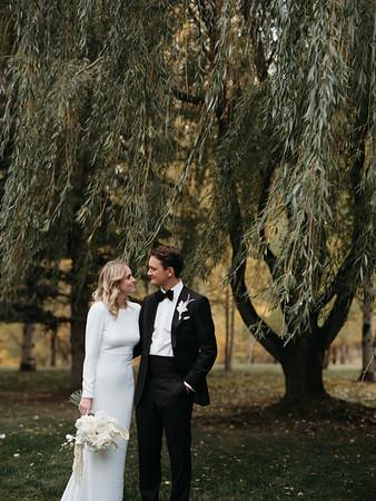 Nick & Mackenzie. Married.